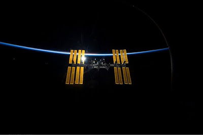 Sailing With the Stars: International Space Station