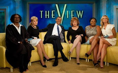 Barack Obama on 'The View' Show