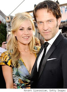 Anna Paquin Weds Stephen Moyer