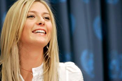 Vujacic proposed Maria Sharapova