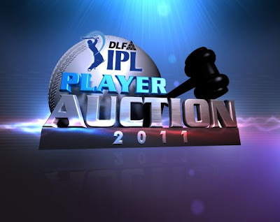 IPL auction 2011