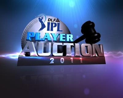 IPL auction 2011