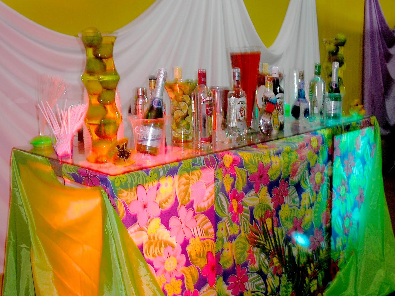 Festa Havaiana Deisy Reis Marketing E Eventos 9132970299