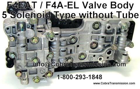 Cobra Transmission Parts 1 800 293 1848 F4eat F 4eat