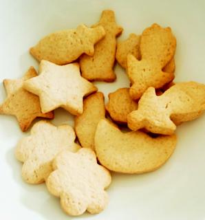 biscoito caseiro