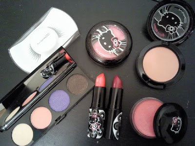 Hello Kitty + MAC