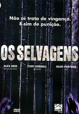 Os Selvagens (Dublado)