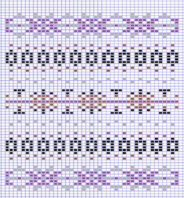 Fair Isle Knitting - Felted Bag Knitting Patterns