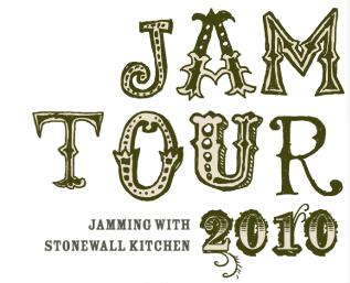 Stonewall Kitchen Join The Tour 2010 Jam Tour