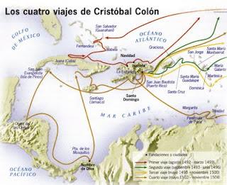 Www resumelo blogspot com resume lo que necesitas for Cuarto viaje de cristobal colon