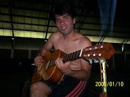 Gunnar Vargas, meu mais novo parceiro musical