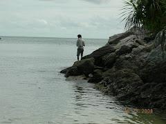 casting di pulau 9