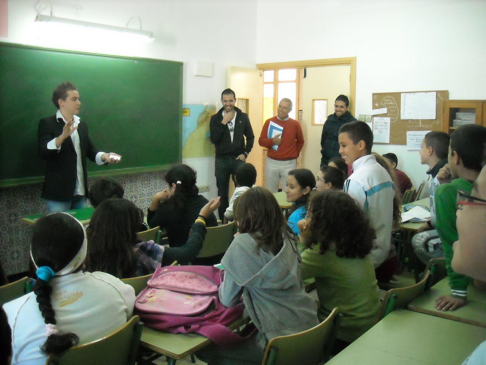 Ie melchor de jovellanos alhucemas aaee espect culo de for Educacion exterior marruecos