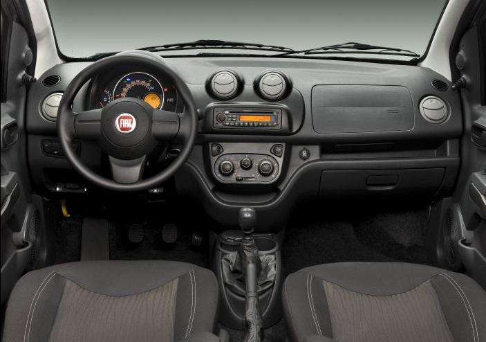 Novo Fiat Uno 2011. FIAT REVELA DETALHE DO NOVO