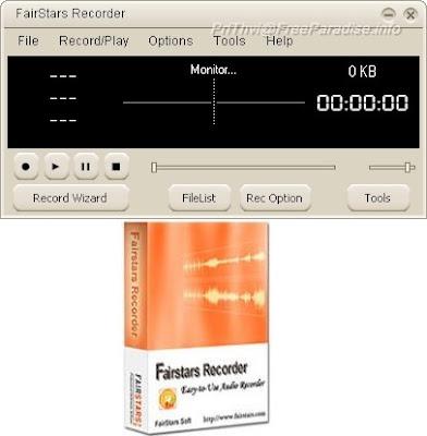 ������ FairStars Recorder v3.40-LAXiTY ������ ����� ��������� ������ �������