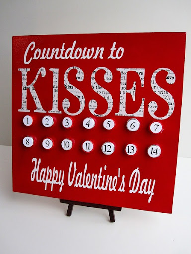 Valentineu0027s Day Countdown From Infarrantly Creative