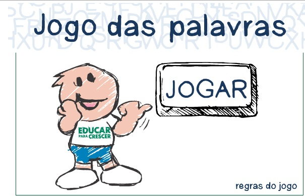 JOGO DAS PALAVRAS