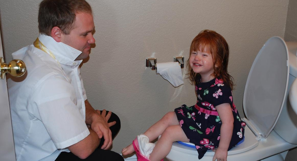 The Summerfords: Potty Chair