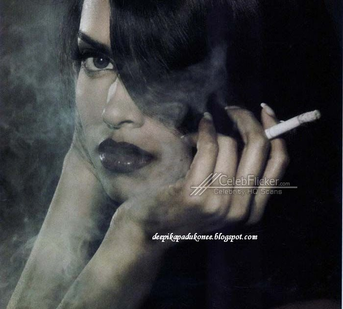 Deepika Padukone Blog: Deepika Padukone's Smokey Eyes ...