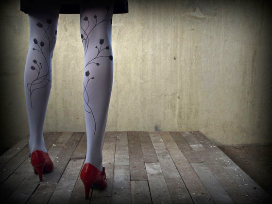 Creative Fashion Tights