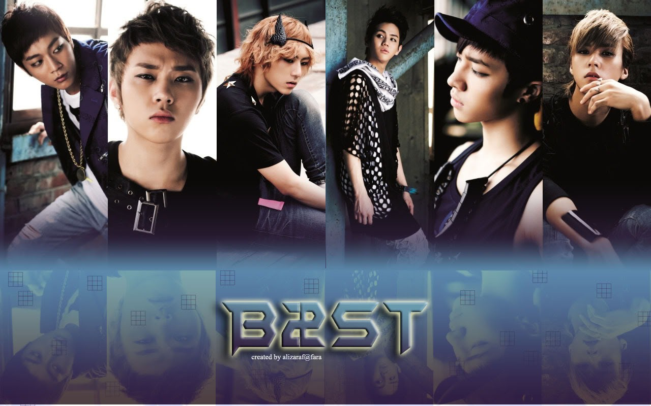 Change of Heart - b2st beast dujun hyunseung junhyung kikwang you - main story image