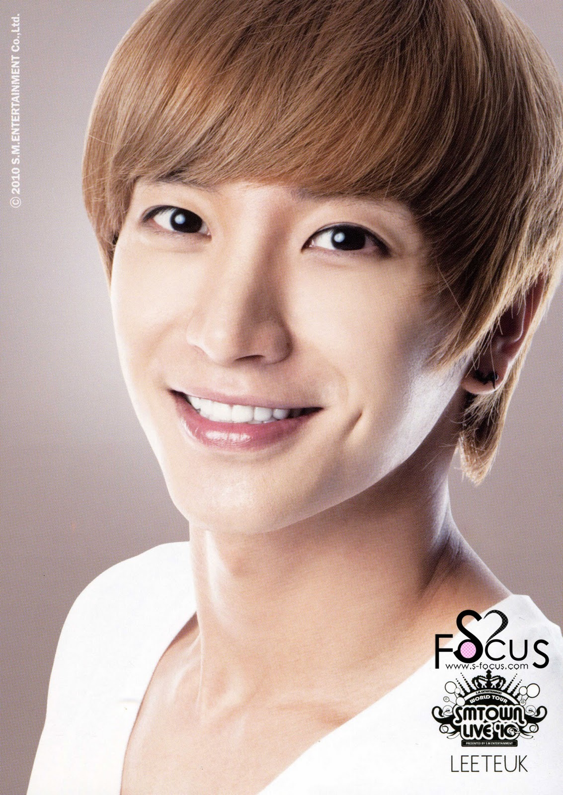 All about ME and SUPER JUNIOR!!!!: Super Junior Leeteuk Profile