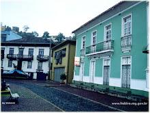A LINDA CIDADE DE ITABIRA - MG