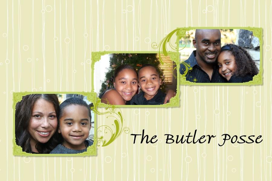 The               Butler              Posse