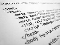 Html Script, Kode, Code