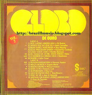 Various - Disco De Ouro
