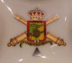 Escudo de la 5ª Bia- IIº Gº.