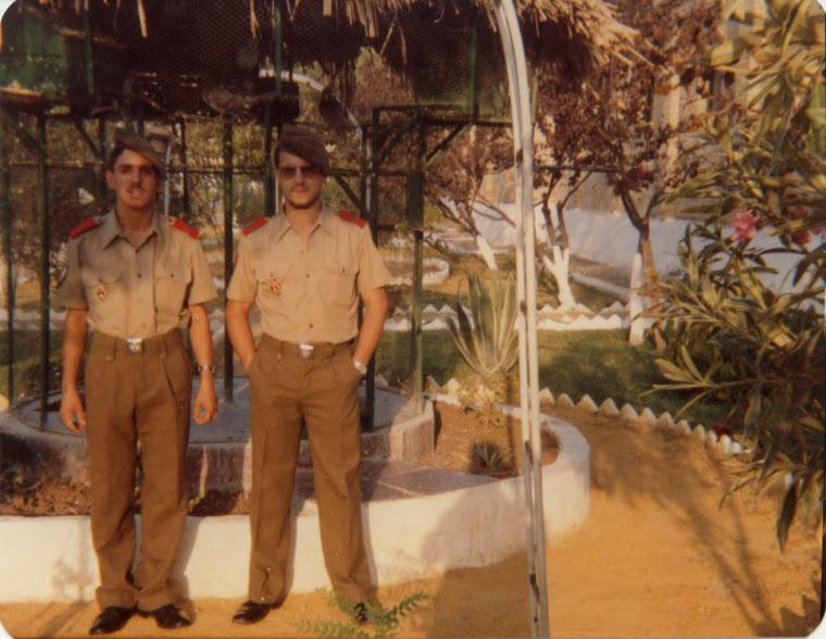 CABO CARLOS ARRIBAS SANCHEZ (MADRID).81-8º BIA de Sº IIº Gº.