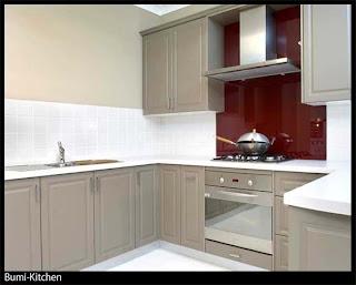 Kitchen Cabinet - Membrane Press