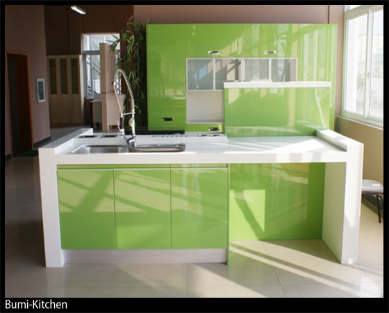 BUMI KITCHEN Kitchen Cabinet Acrylic