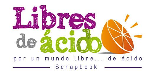 Libres de ácido, scrapbook en México