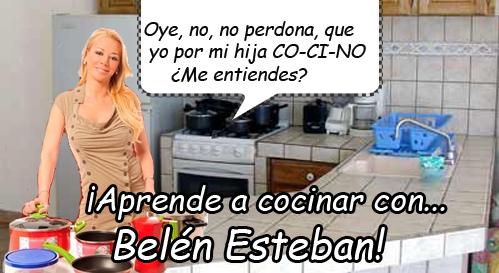 Aprende a cocinar con bel n esteban - Aprender a cocinar ...
