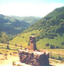 Cathar Monument Mont Segur
