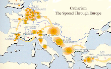 Cathars &amp; related faiths in Europe