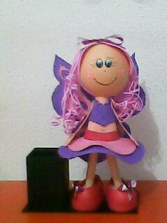 IRIS BONECA EVA 3D