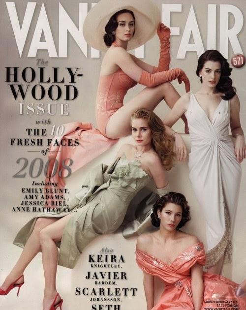 Little Pumpkins The Vanity Fair S Hollywood Issue Covers