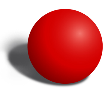 red ball 8
