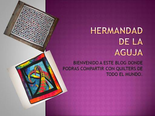 "QUILTING ""HERMANDAD DE LA AGUJA"""