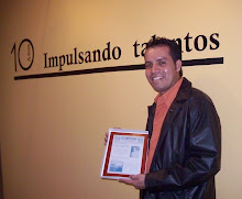 Fundación Juan Carmona otorga a: Omar Aguirre