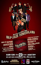 Mr. Swing &amp; the Bongo Clan, bautiza su disco Ska*Jazz Venezolano