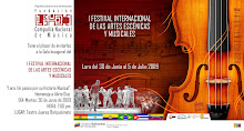 I Festival Internacional de las Artes Escnicas y Musicales