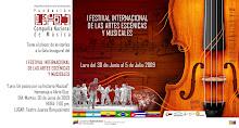 I Festival Internacional de las Artes Escénicas y Musicales