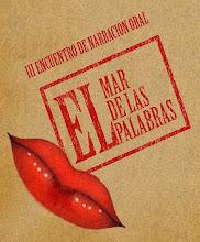 """Flora Ovalles, en el III Encuentro de Narración Oral """"El Mar de las Palabras"""""""