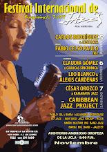 Festival Internacional de Jazz Barquisimeto 2009 – 4ta. Edición