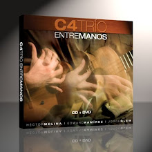 "Gira Nacional: C4 TRO ""Entremanos"""