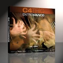 """Gira Nacional: C4 TRÍO """"Entremanos"""""""
